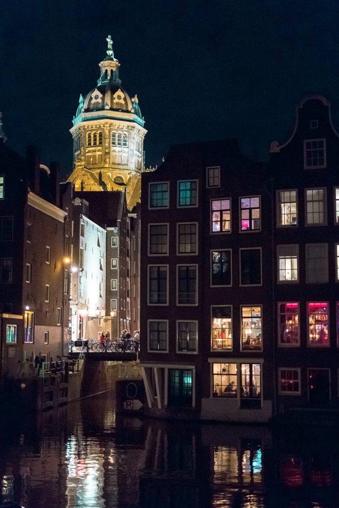 Amterdam Night Photoshoot