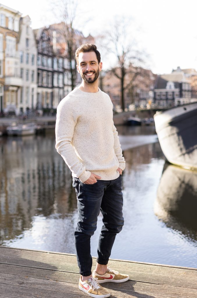 Tinder Photography in Amsterdam