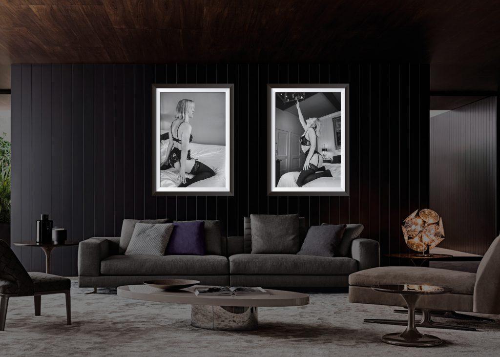 Boudoir & Glamour Photos Wall Art Home Decoration
